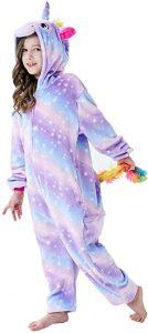 Re-Miss Adulte et Enfant Unisexe Pyjama Licorne