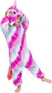 Alltops des Gamins Licorne Onesie Pyjama