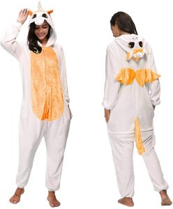 Luojida Pyjama Licorne Unisexe