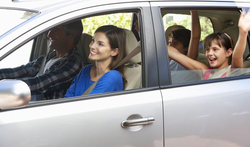 Comment occuper un enfant durant un trajet en voiture